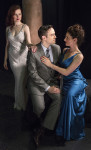 Amber Nicole Guest, Matt W. Cody and Bonnie Wickeraad in Gallery Players' Blithe Spirit