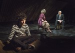 Dean Thomas, Rosalind Ashford* and Alfred Gingold* in Gallery Players' EQUUS