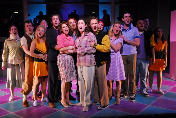 The cast of <cite>Like You Like It</cite>.  Photo by Jennifer Maufrais Kelly.