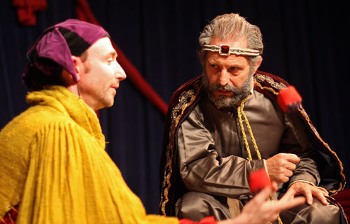 an analysis of the role of the fool in the tragedy of king lear Explore the role and function of the fool' in king lear' the fool in king lear' is a william shakespeare creation shakespeare has the ability to reveal a human character with an exceptional use of language he allows us to see more than just words on the paper we're given a multi dimensional.