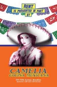 Camelias-poster