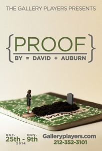 PROOF @ Gallery Players | New York | United States