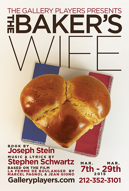 The Bakers wife