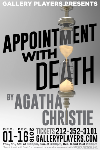 Appointment with Death Auditions