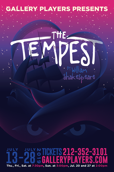 The Tempest Auditions
