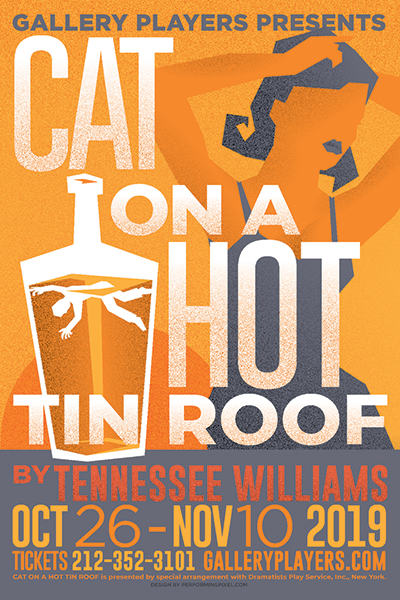 Cat on a Hot Tin Roof Auditions