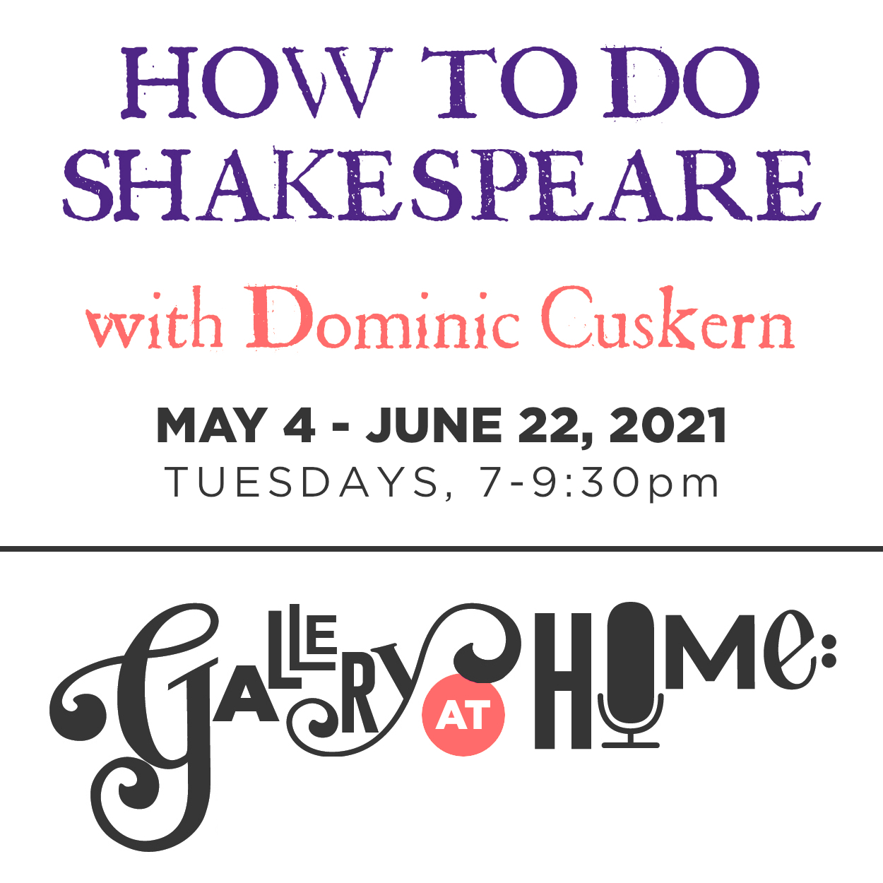 How to Do Shakespeare